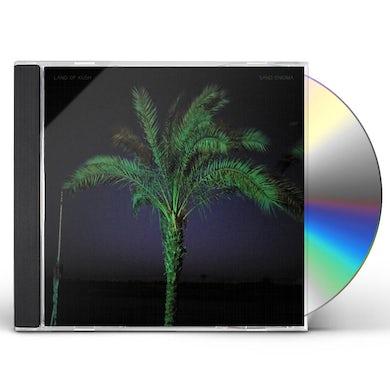 Land Of Kush Sand Enigma CD