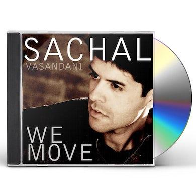 Sachal Vasandani WE MOVE CD