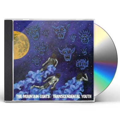 The Mountain Goats TRANSCENDENTAL YOUTH CD