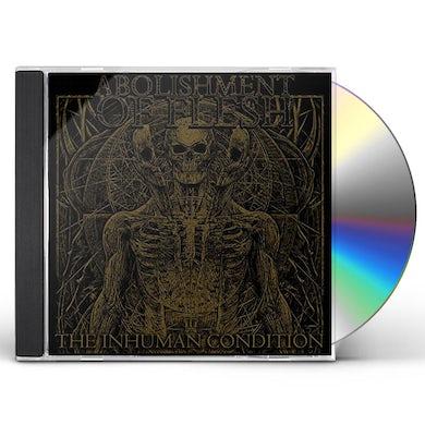 Abolishment Of Flesh INHUMAN CONDITION CD