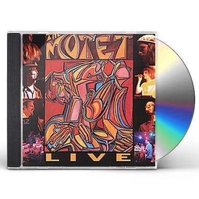 Motet LIVE CD