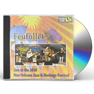 Feufollet JAZZ FEST 2010 CD