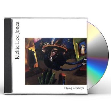 Rickie Lee Jones FLYING COWBOYS CD