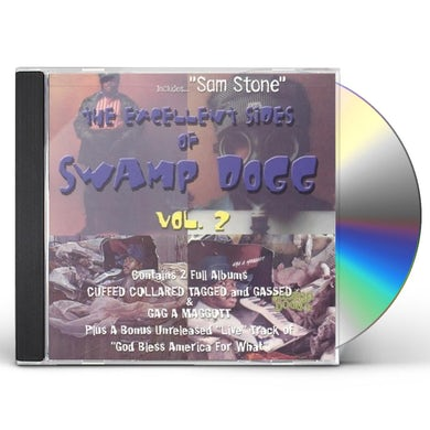 EXCELLENT SIDES OF SWAMP DOGG 2 CD