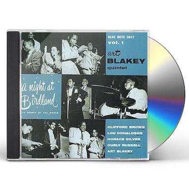 Art Blakey NIGHT AT BIRDLAND 1 CD