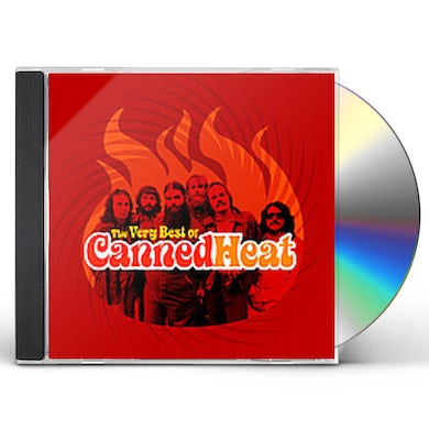 Canned Heat VERY BEST OF CD