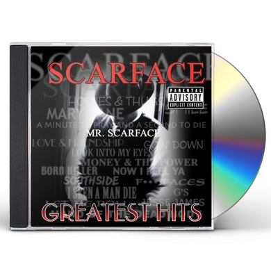 MR SCARFACE: GREATEST HITS CD