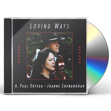 Joanne Shenandoah LOVING WAY CD