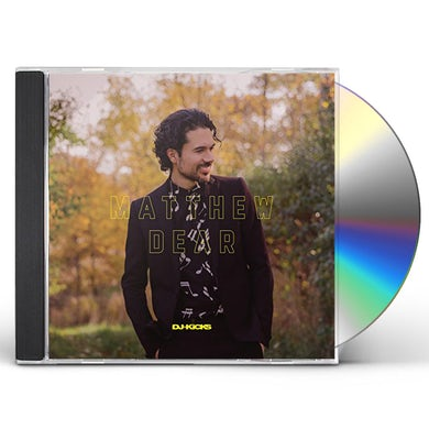 MATTHEW DEAR DJ-KICKS CD
