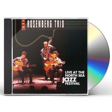 Rosenberg Trio LIVE AT NORTH SEA JAZZ FESTIVAL CD