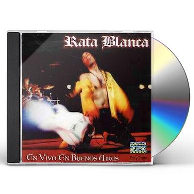 Rata Blanca EN VIVO EN BUENOS AIRES CD