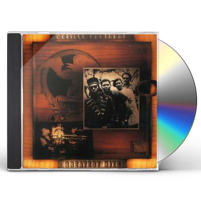 Neville Brothers GREATEST HITS CD
