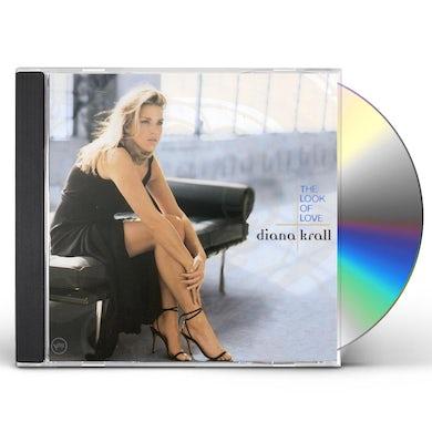 Diana Krall LOOK OF LOVE CD