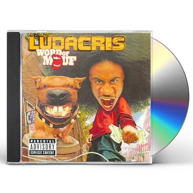 Ludacris  WORD OF MOUF CD