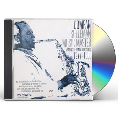 Arne Domnerus DOMPAN SPELEMAN MUSIC MASTER 1977-93 CD