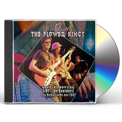 The Flower Kings TOUR KAPUTT CD