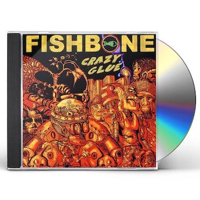 Fishbone CRAZY GLUE CD