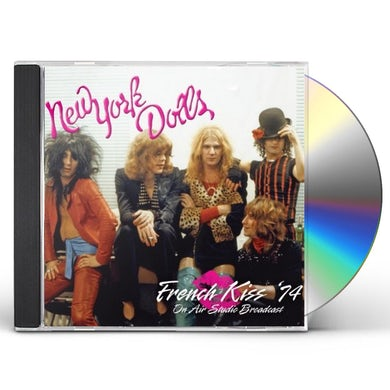 New York Dolls FRENCH KISS 74 + ACTRESS - BIRTH OF THE NEW YORK CD