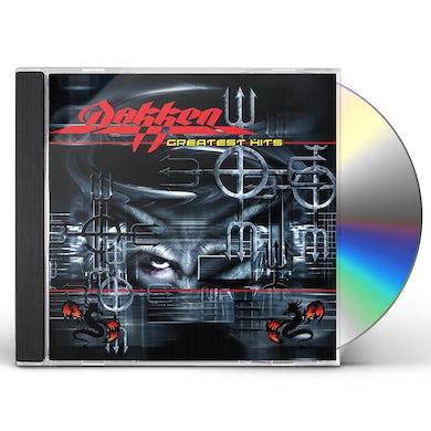 Dokken Greatest Hits CD