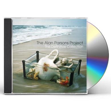 Alan Parsons DEFINITIVE COLLECTION CD