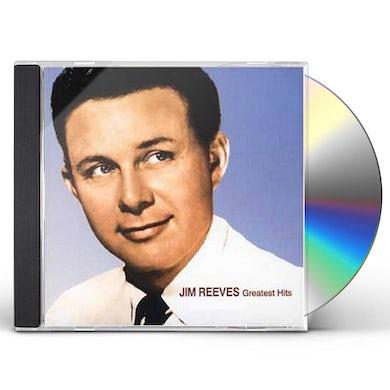 Jim Reeves GREATEST HITS CD