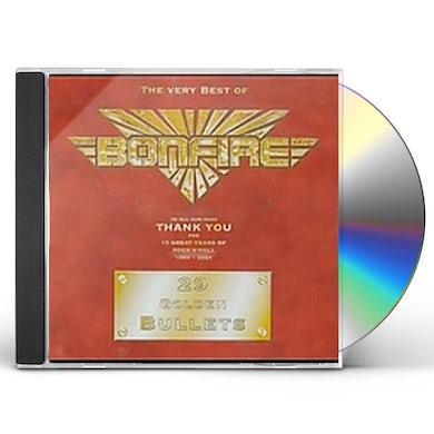 Bonfire VERY BEST CD