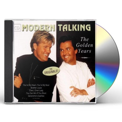 Modern Talking GOLDEN YEARS 1985-87 CD