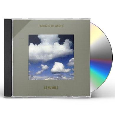 Fabrizio De Andre NUVOLE CD