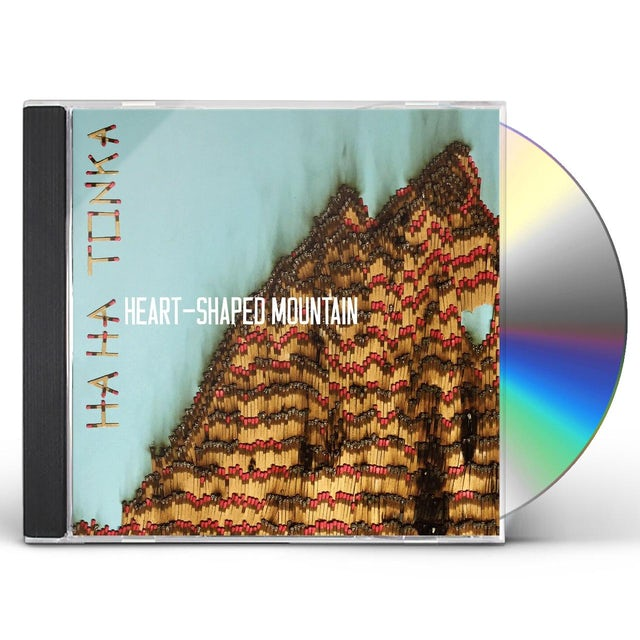 Ha Ha Tonka HEART-SHAPED MOUNTAIN CD