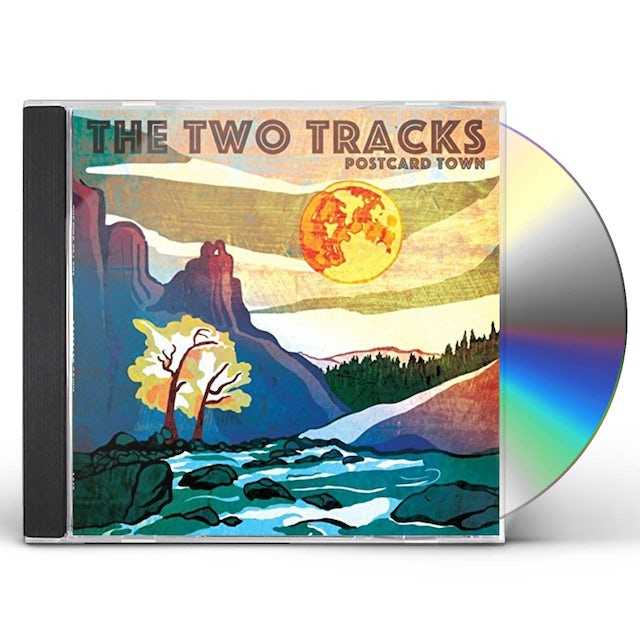 Two Tracks POSTCARD TOWN CD