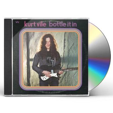 Kurt Vile BOTTLE IT IN CD
