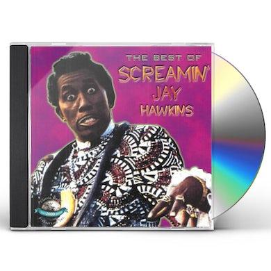 Screamin Jay Hawkins Best Of CD