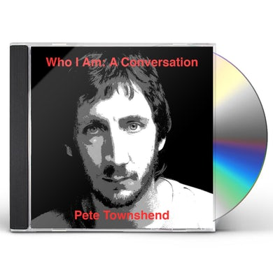 Pete Townshend WHO AM I: A CONVERSATION CD