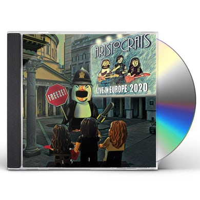 Aristocrats FREEZE! LIVE IN EUROPE 2020 CD