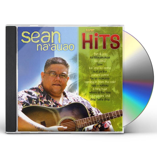 Sean Na'auao HOT HITS CD
