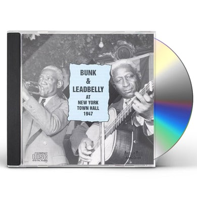 Bunk Johnson AT NEW YORK HALL 1947 CD