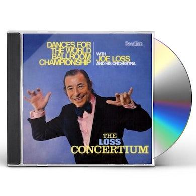 Joe Loss DANCES FOR THE WORLD BALLROOM CD