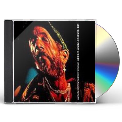 Lee Scratch Perry STATION UNDERGROUND REPORT CD