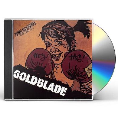 Goldblade PUNK ROCKERS IN THE DANCE HALL CD
