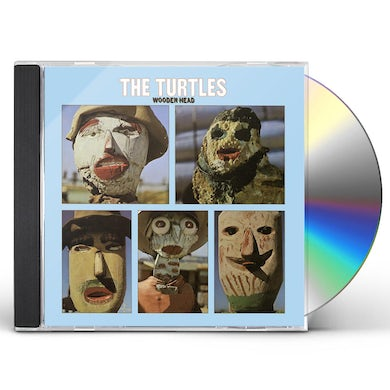 The Turtles WOODEN HEAD CD