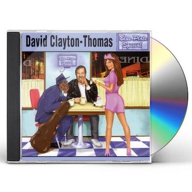 David Clayton-Thomas BLUE PLATE SPECIAL CD