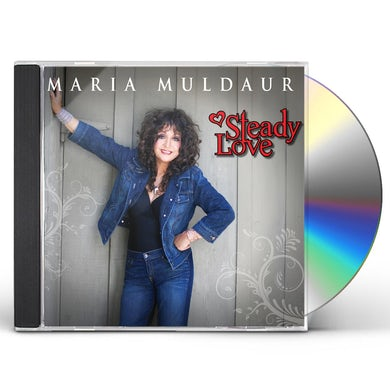 Maria Muldaur STEADY LOVE CD