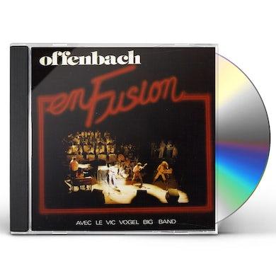 Offenbach EN FUSION CD