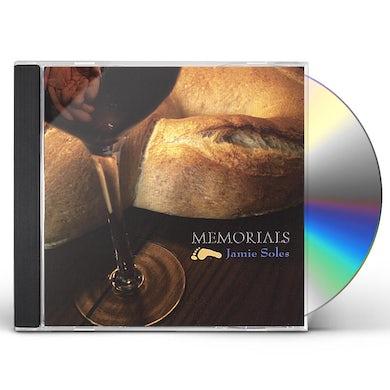 Jamie Soles MEMORIALS CD