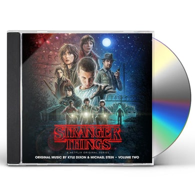 Kyle Dixon STRANGER THINGS 2 (ORIGINAL SERIES SOUNDTRACK) CD