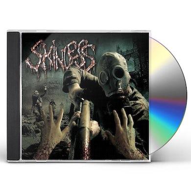 Skinless TRAMPLE THE WEAK HURDLE THE DEAD CD