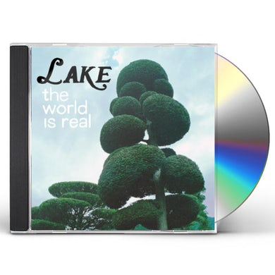 Lake WORLD IS REAL CD