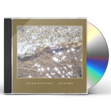 Golden Retriever ROTATIONS CD