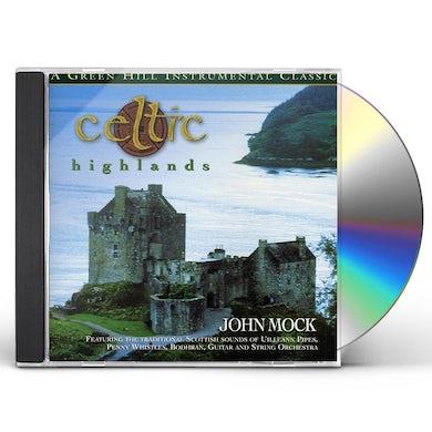 John Mock CELTIC HIGHLANDS CD