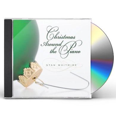 Stan Whitmire CHRISTMAS AROUND THE PIANO CD